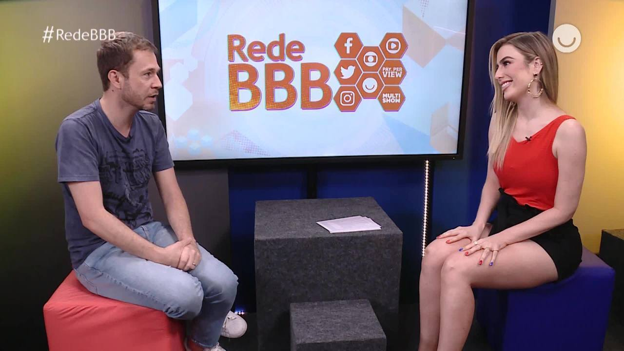 "Boletim RedeBBB #3: Tiago Leifert ""invade"" o Boletim BBB"