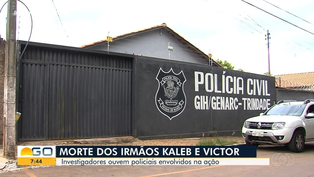 Polícia ouve PMs do Bope envolvidos em morte de dois irmãos durante abordagem