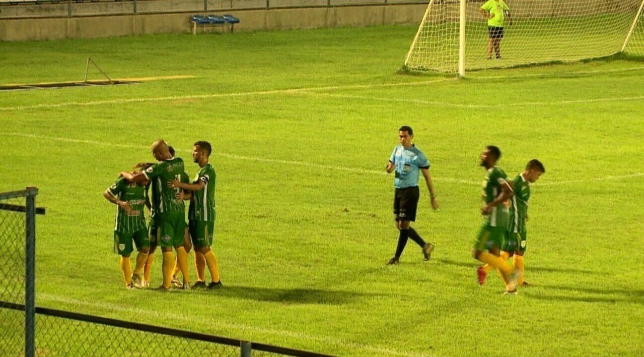 Os gols de Timon-PI 1 x 2 Picos pela 2ª rodada do Campeonato Piauiense