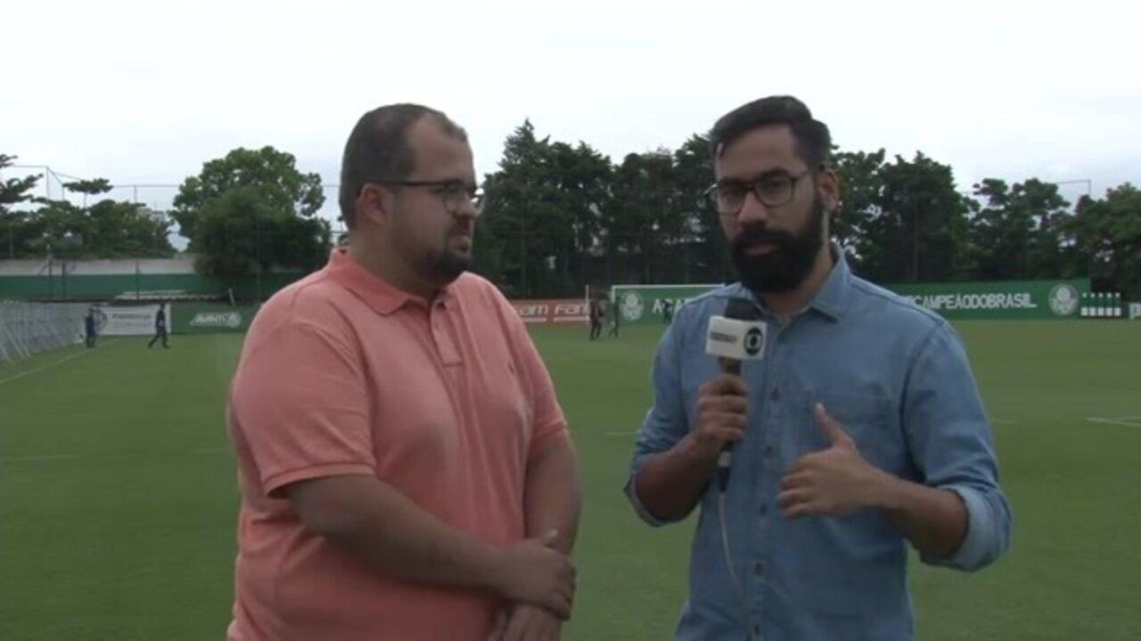 Boletim do Palmeiras: Rony, reforços e escalação para clássico contra o São Paulo