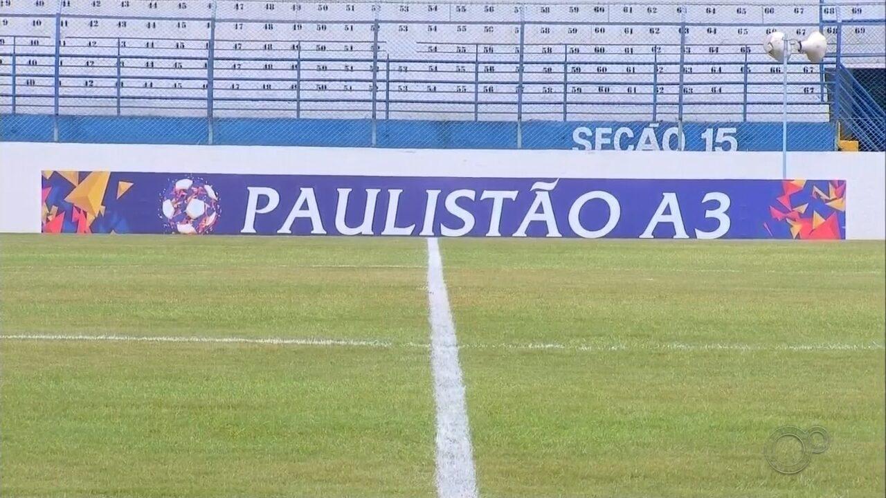 Bombeiros liberam estádio do Abreuzão apenas para 300 torcedores