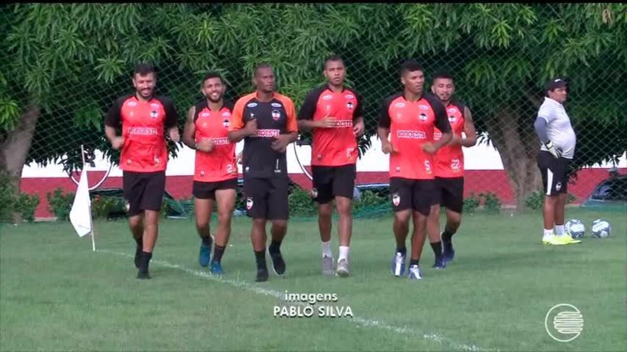 Depois da estreia no Nordestão, River-PI tenta buscar primeira vitória no Piauiense 2020