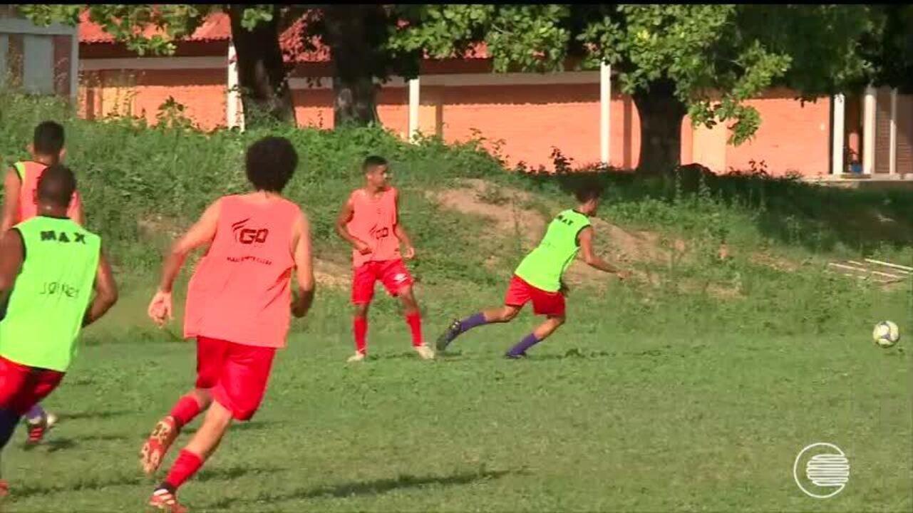 Próximo ao clássico, Piauí vive expectativa pela estreia do técnico e busca pela vitória