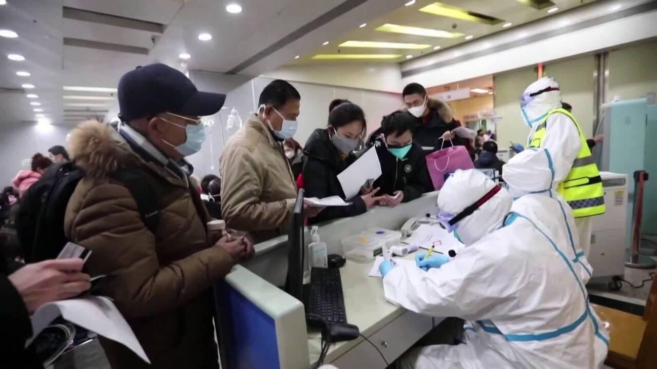 Autoridades europeias estão em alerta para evitar transmissão do novo coronavírus