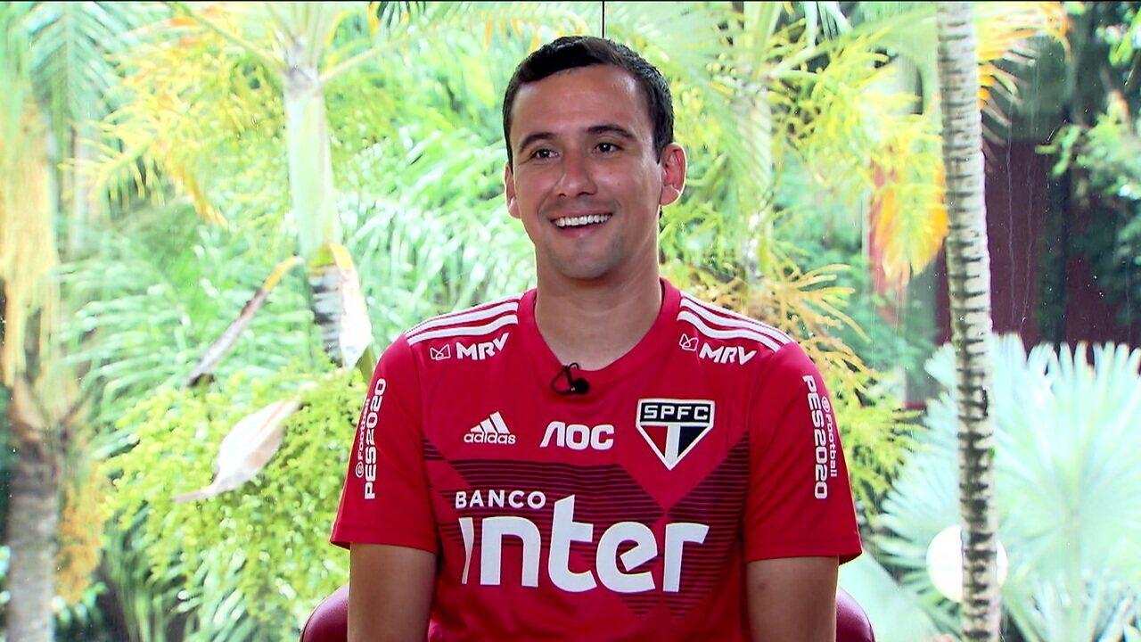 São Paulo busca quebrar jejum de vitórias contra o Palmeiras no Paulistão que já dura desde 2009 e conta com os gols de Pablo
