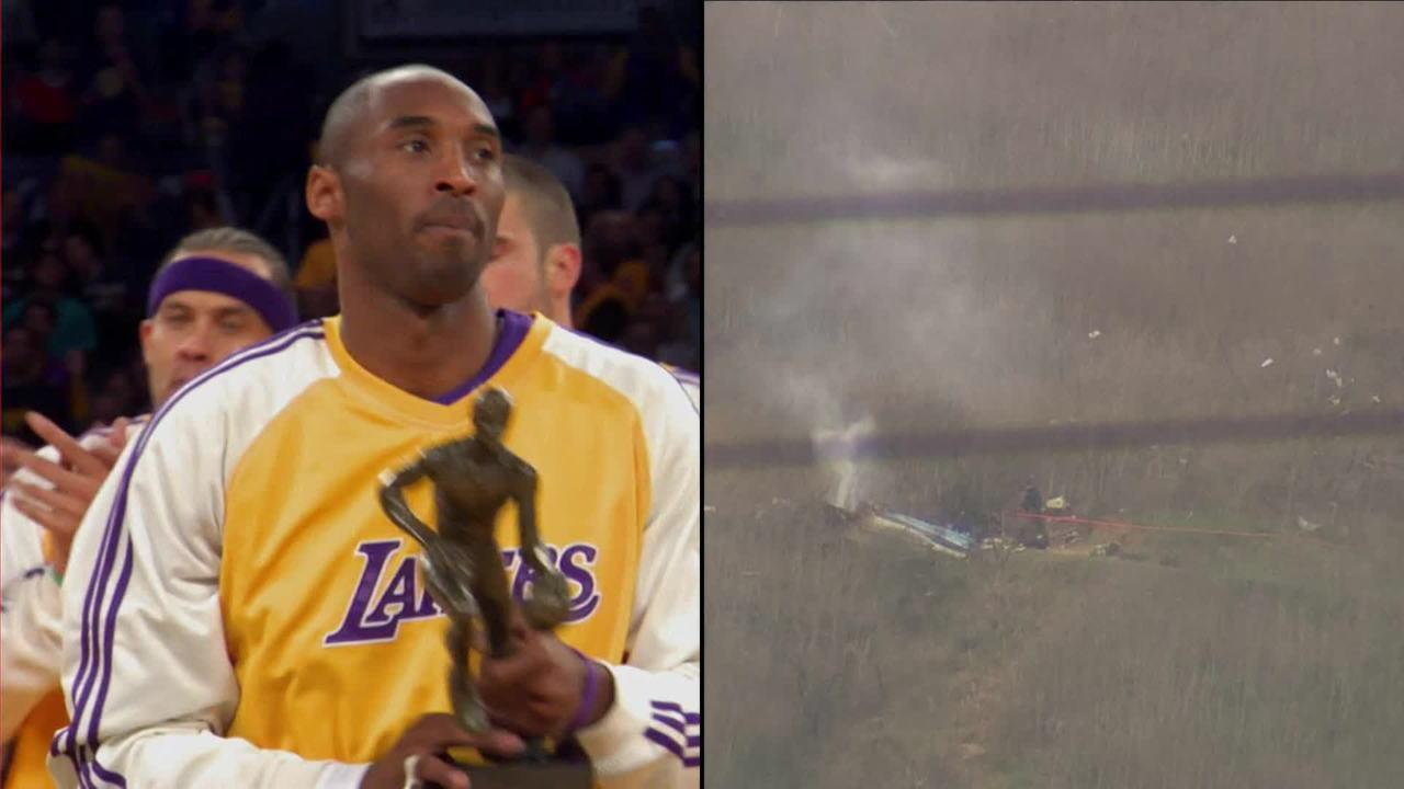 Morre o ex-jogador de basquete americano Kobe Bryant