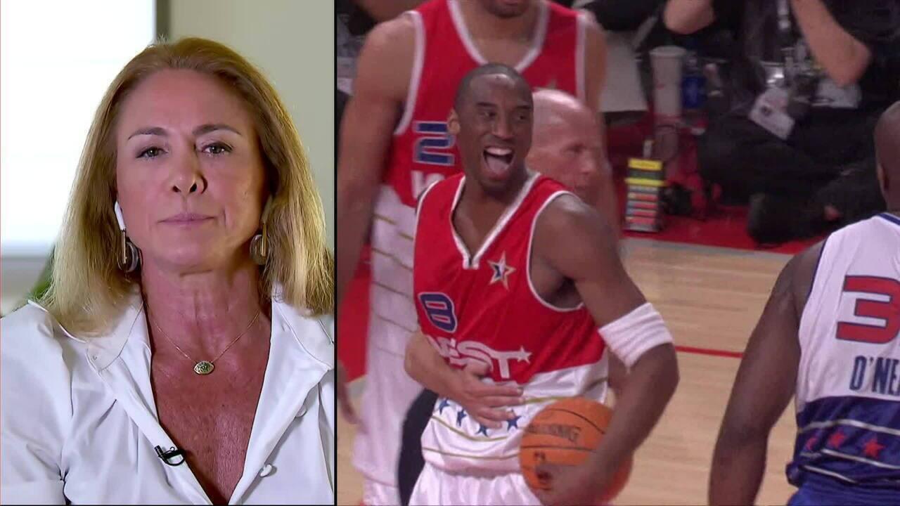 Hortência sobre Kobe Bryant: 'Ele era bom em tudo, foi uma perda irreparável'