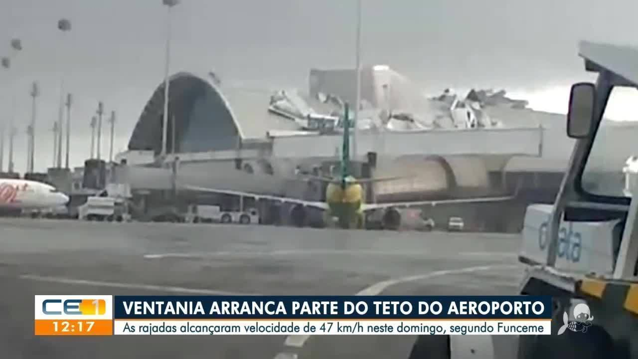 Veja as consequências da chuva em Fortaleza
