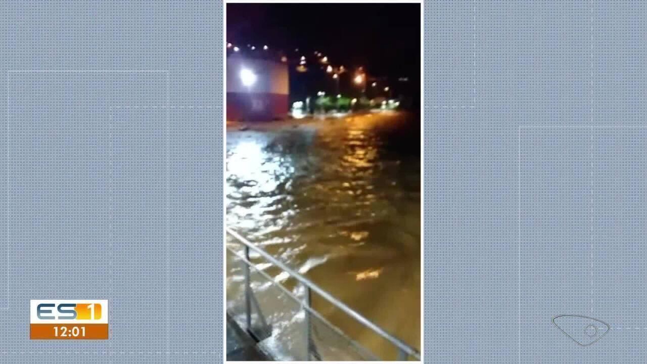 Desaparecida após chuva no ES estaria em surto antes de ser levada por correnteza, diz mãe