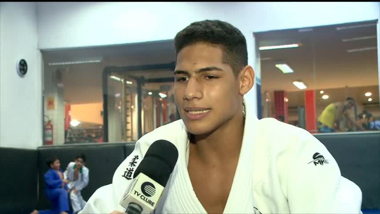 Judoca Piauiense é 1º do ranking e busca título do Meeting Nacional