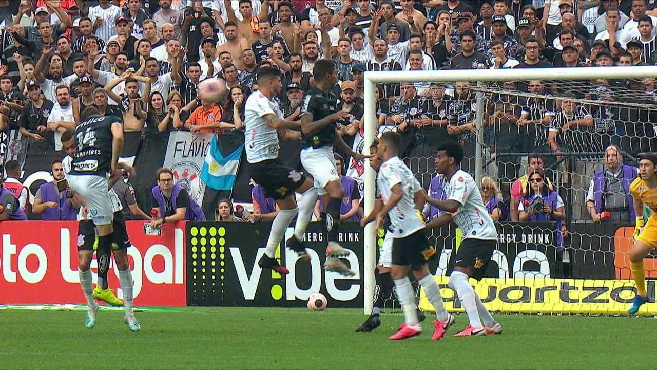 Melhores momentos de Corinthians 2 x 0 Santos pelo Campeonato Paulista 2020