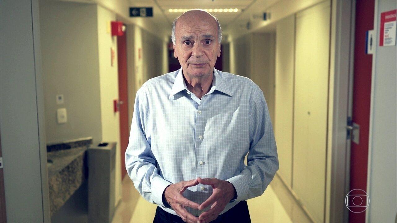 Drauzio Varella mostra como o Brasil se prepara para possível chegada do coronavírus