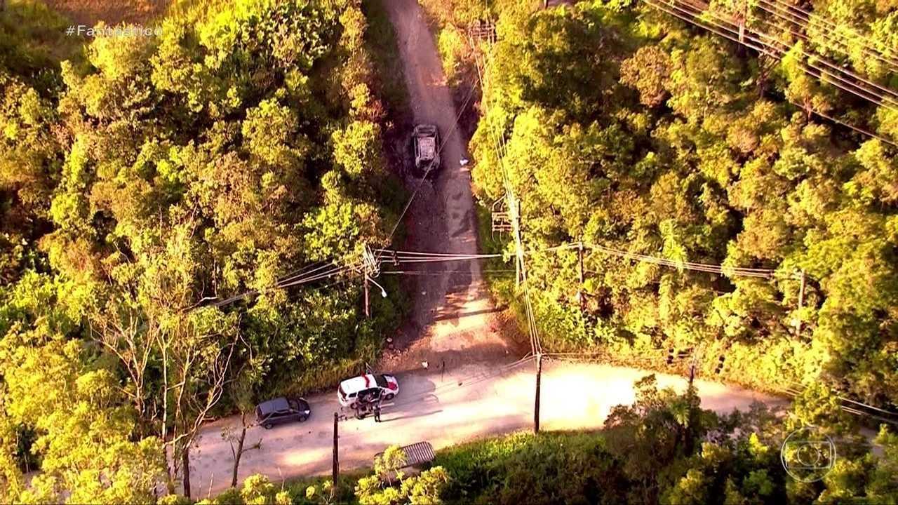 Casa de família morta no ABC paulista foi roubada e revirada; veja imagens
