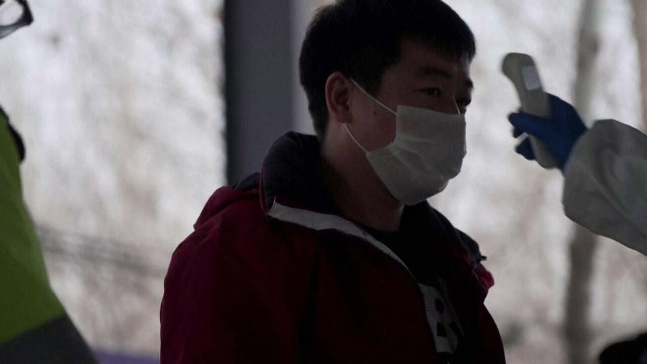 Coronavírus causa 70 novas mortes em Hubei