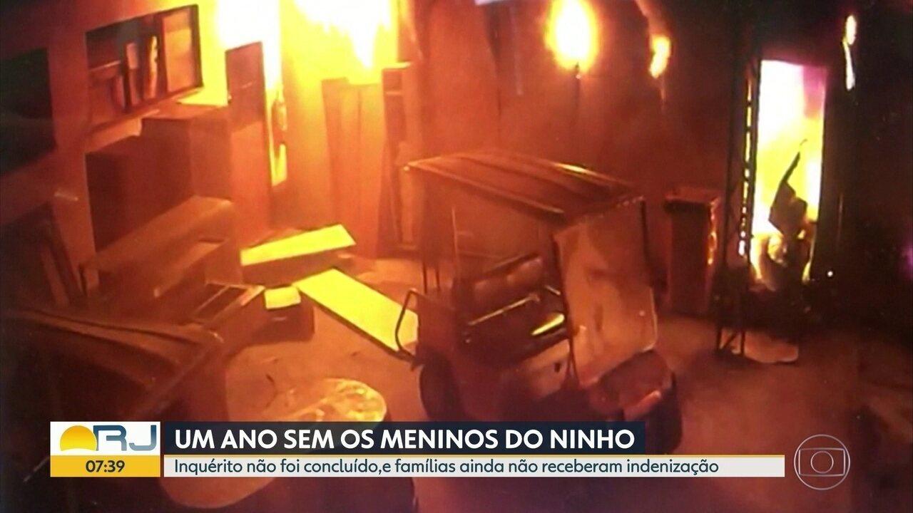 Incêndio no Ninho do Urubu completa um ano neste sábado (08)