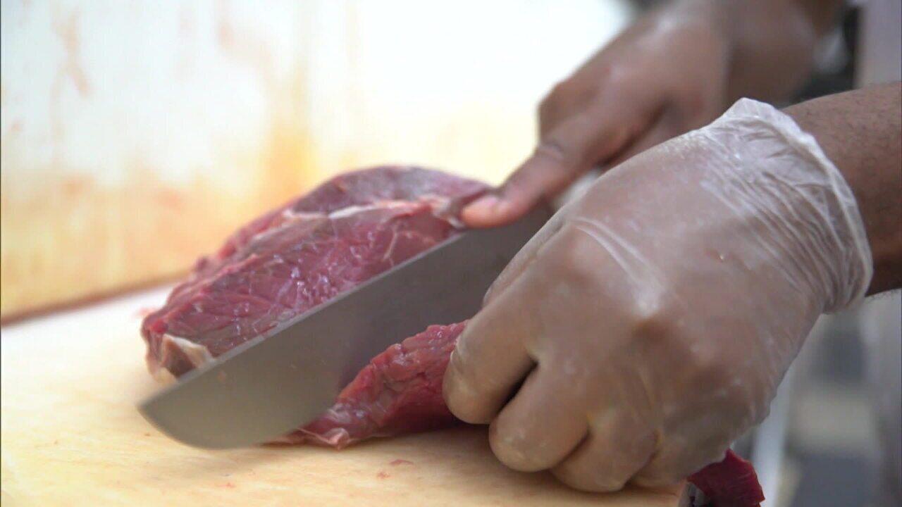 Resultado de imagem para Preço da carne cai, e inflação oficial fica em 0,21% em janeiro, aponta IBGE