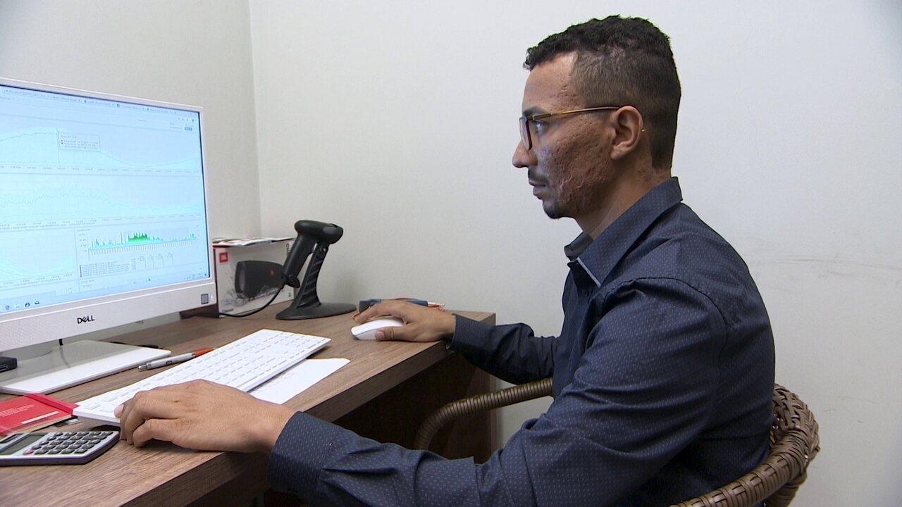 Empresário leva internet de qualidade para bairros onde o sinal não funciona direito
