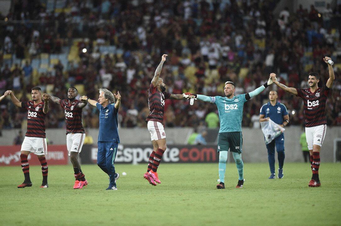 Melhores momentos de Flamengo 2 x 0 Madureira pelo Campeonato Carioca 2020