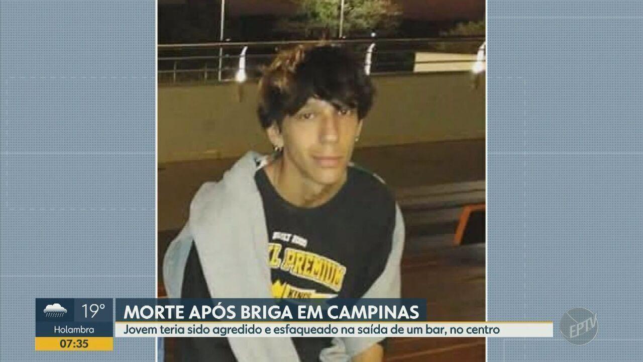 Polícia investiga morte de jovem após briga em bar no Centro de Campinas