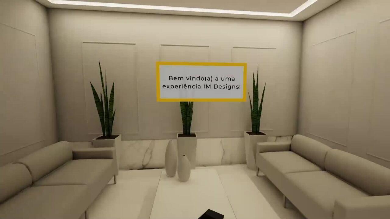 Compradores podem visitar o imóvel, decorar cômodos e comparar plantas utilizando a tecnologia