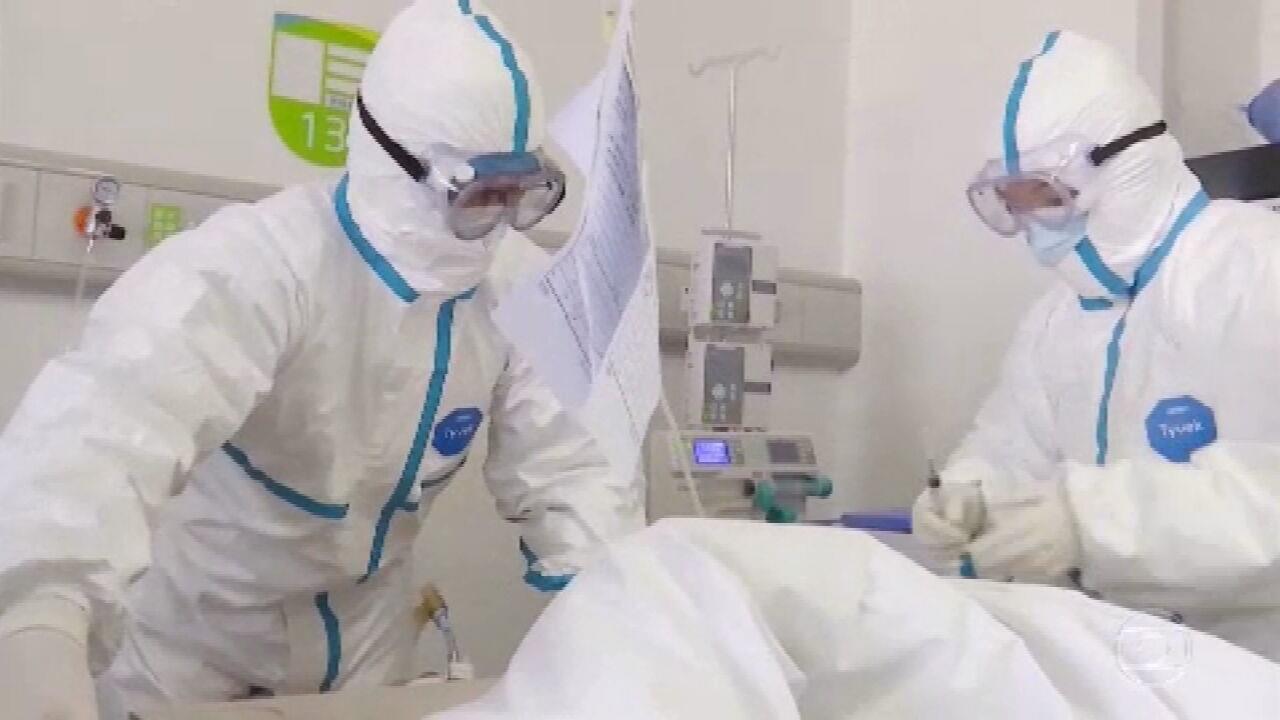 Novo coronavírus já matou mais de mil pessoas no mundo todo