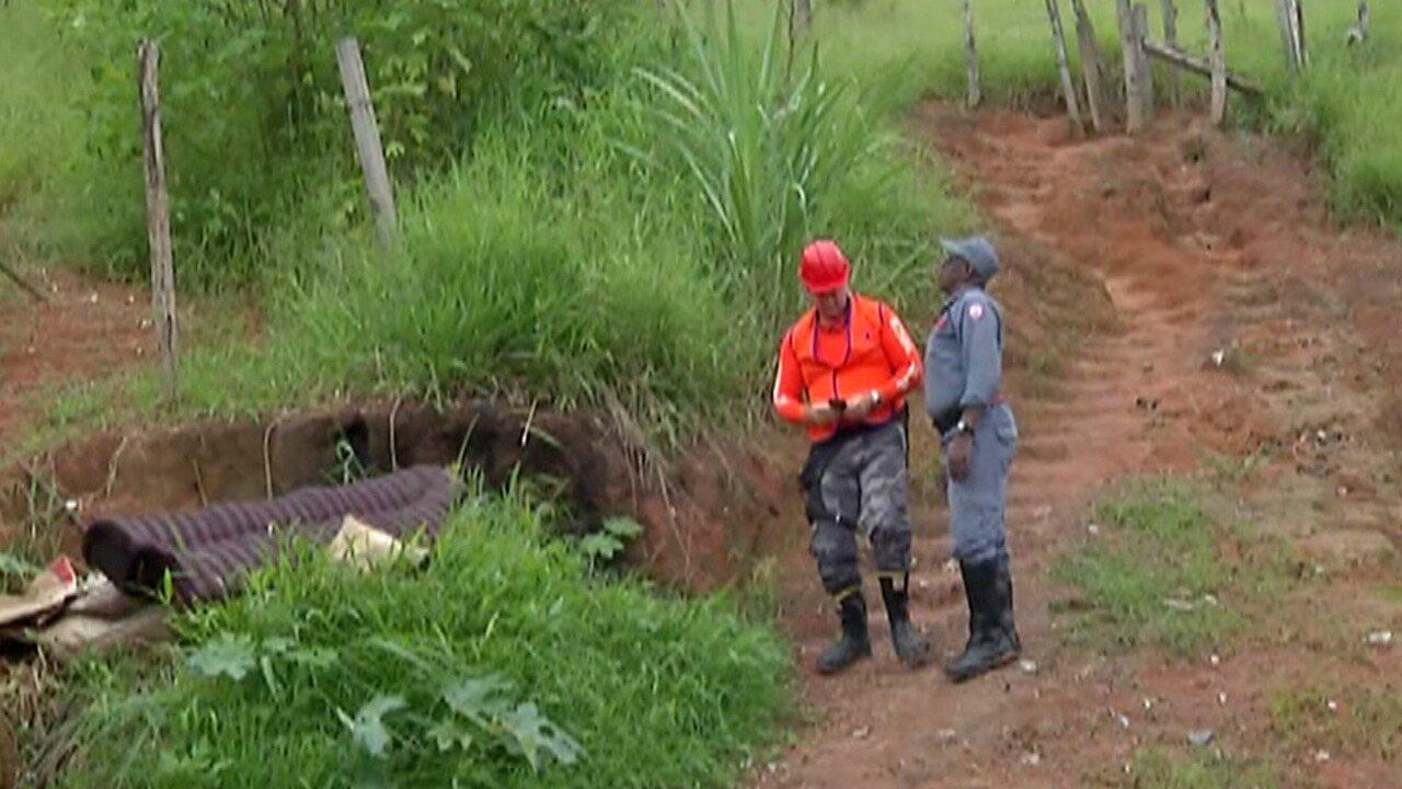 Moradores de Itaquaquecetuba continuam em alerta depois de temporal que atingiu a cidade
