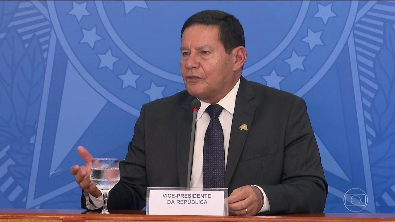 Conselho da Amazônia sai de ministério e vai para vice-presidência