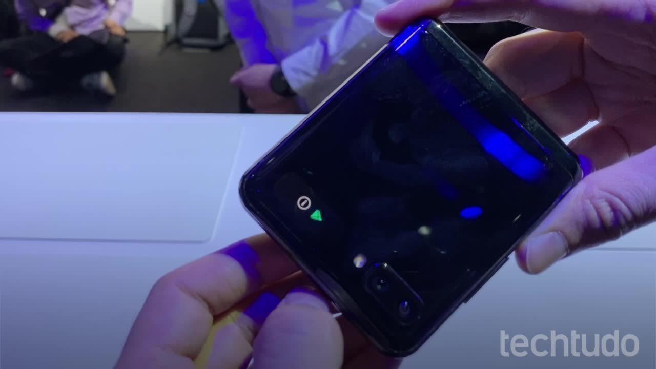 Galaxy Z Flip: saiba tudo sobre o celular da Samsung