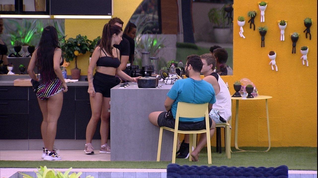 Bianca sobre Jogo da Discórdia: 'Só me chamou porque a Gabi não te chamou'