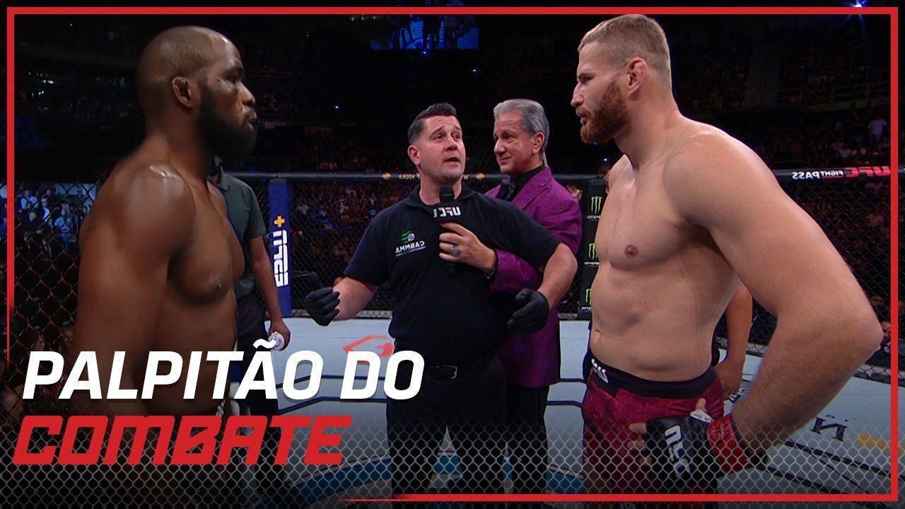 Palpitão da Galera: UFC Rio Rancho