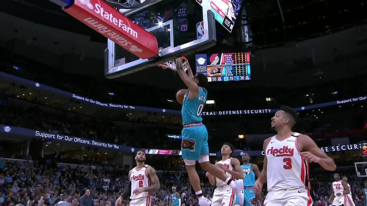 Veja o top 10 de jogadas da noite desta quarta-feira pela NBA