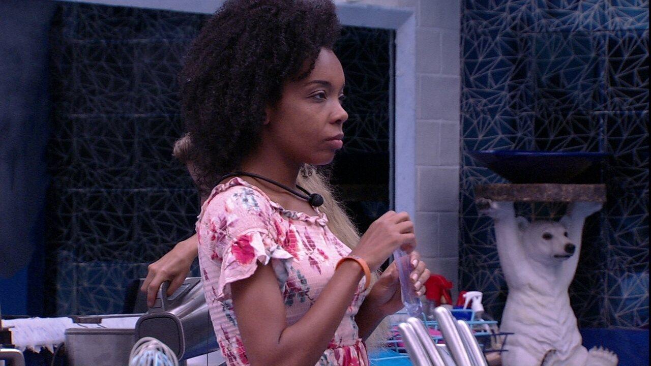 Thelma opina sobre Marcela e Daniel: 'É só questão de tempo'