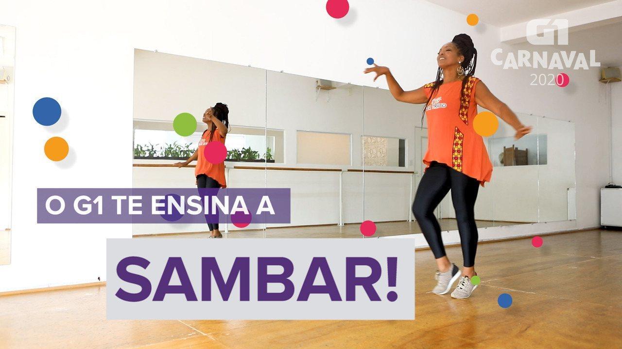 """Saiba como dançar os vários tipos de samba no """"Aprenda antes do carnaval"""""""