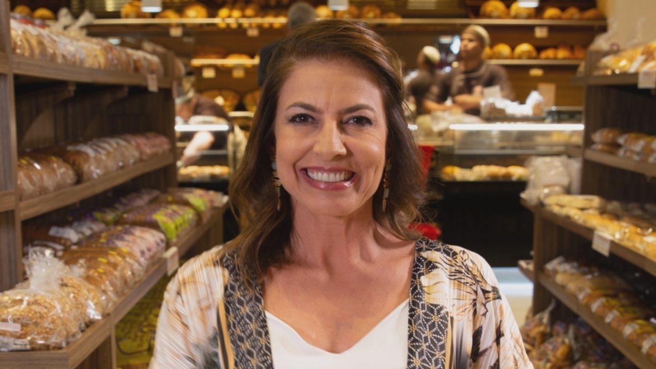 """Débora Meneses estrela chamada em stop motion do programa """"De Ponta a Ponta"""""""