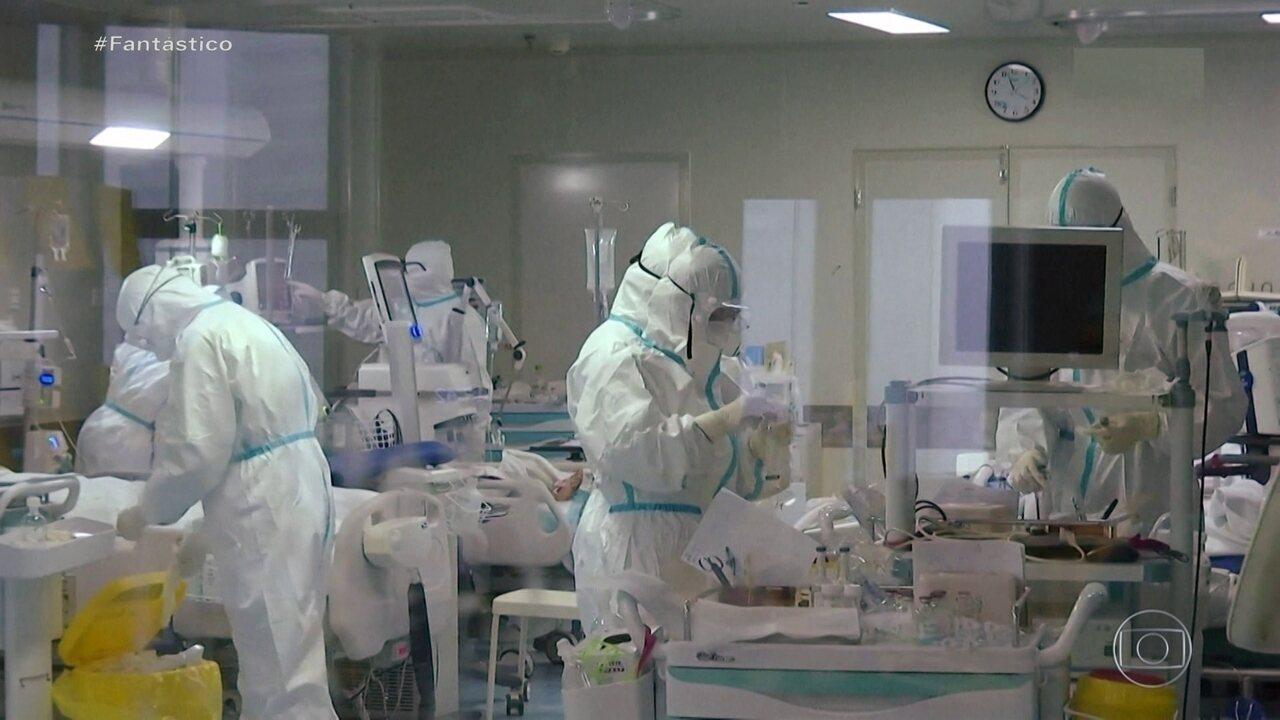 Coronavírus: '97% dos doentes se recuperaram', diz médico francês que ficou em Wuhan