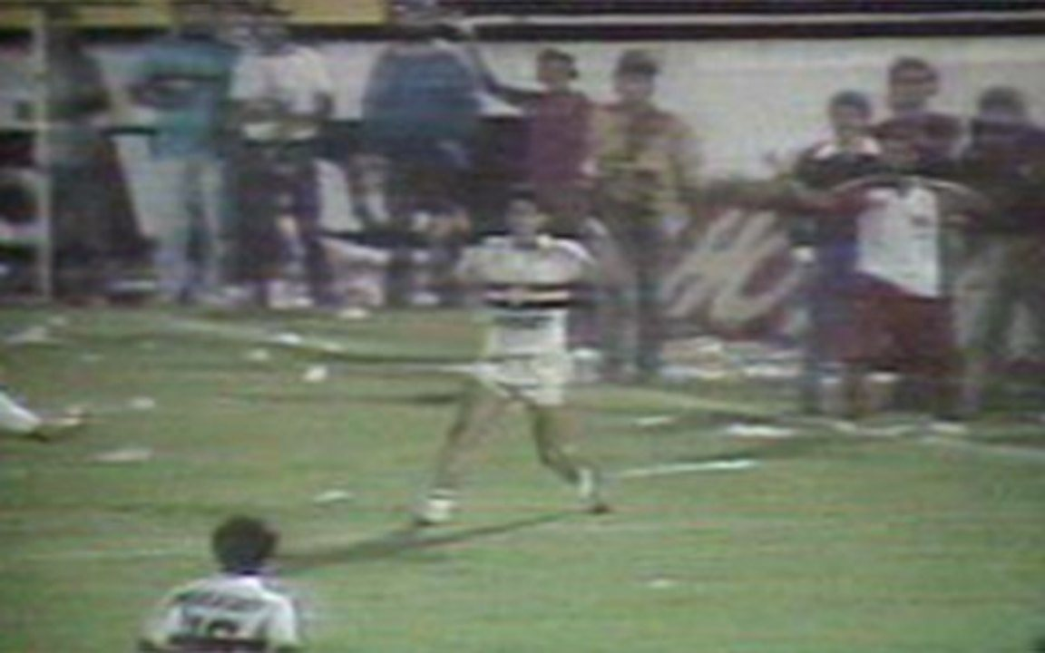 Confira como foi a final entre São Paulo e Guarani no Brasileiro de 1986