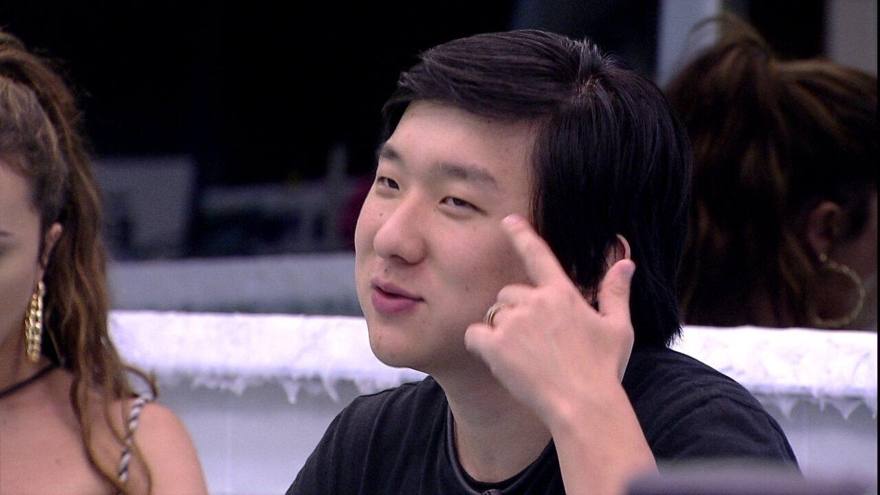 Pyong afirma: 'Ele causou isso por causa das atitudes dele'