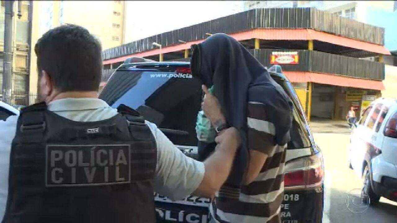 Polícia faz operação contra pedofilia em 12 estados e quatro países