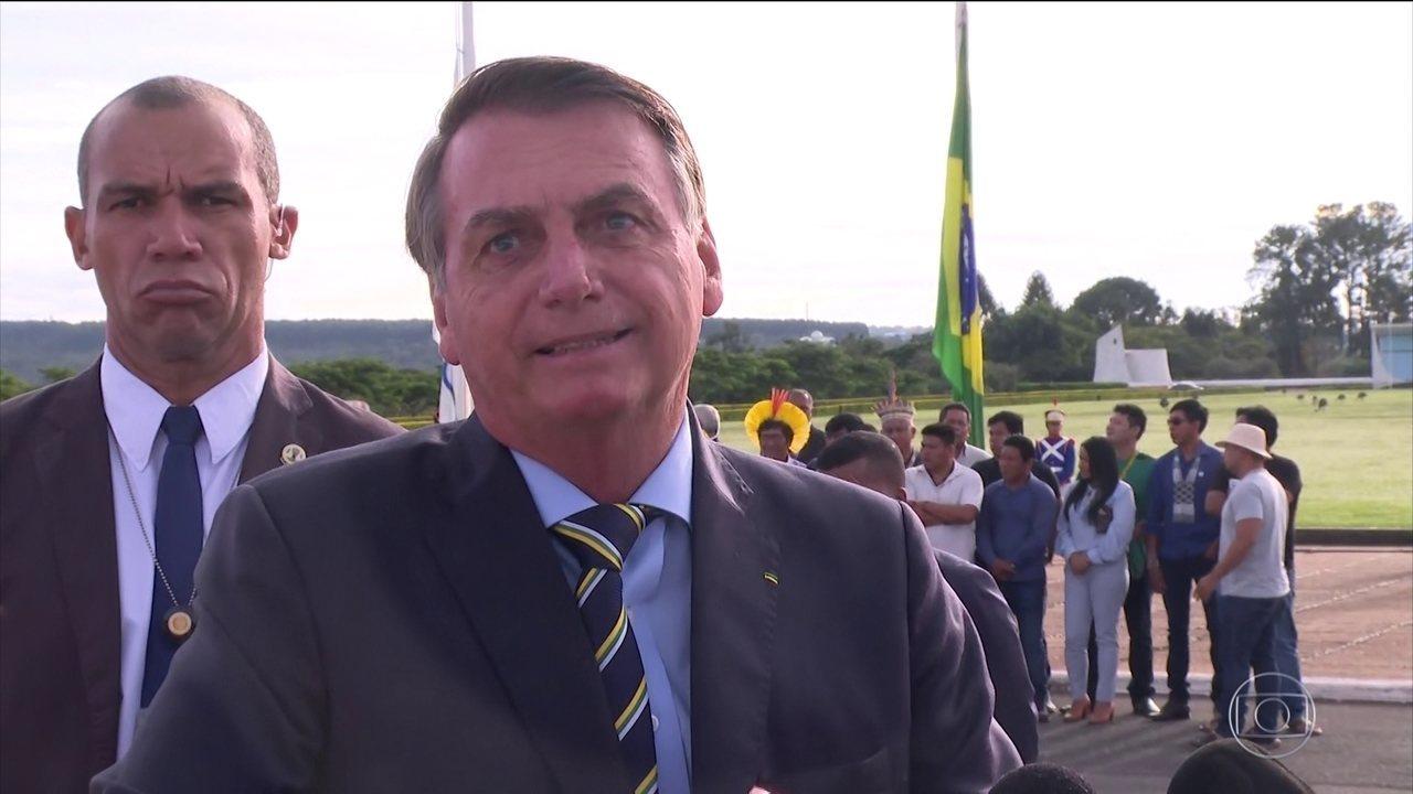 Bolsonaro repete ofensas de depoente a repórter e entidades de imprensa repudiam