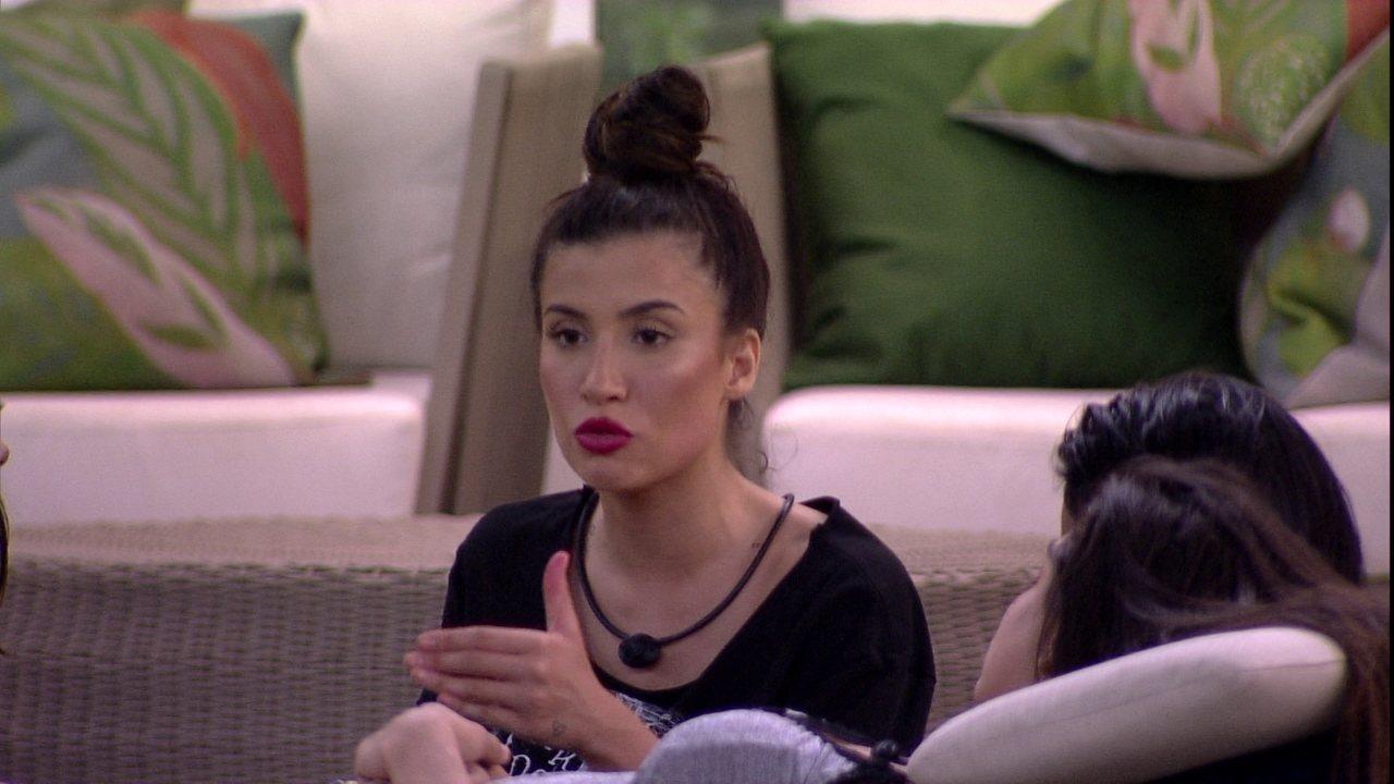 Após conversa com Felipe, Bianca diz: 'O Prior é um cara que não está pronto para escutar'
