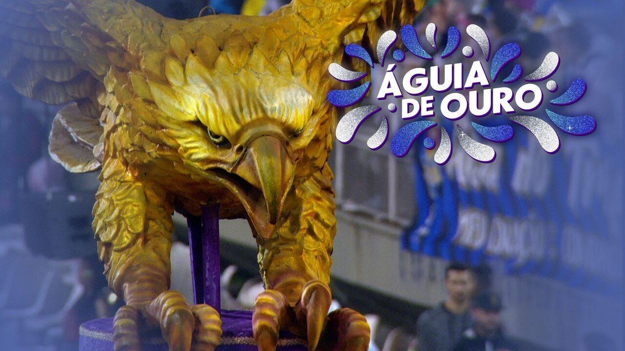Veja a íntegra do desfile da Águia de Ouro