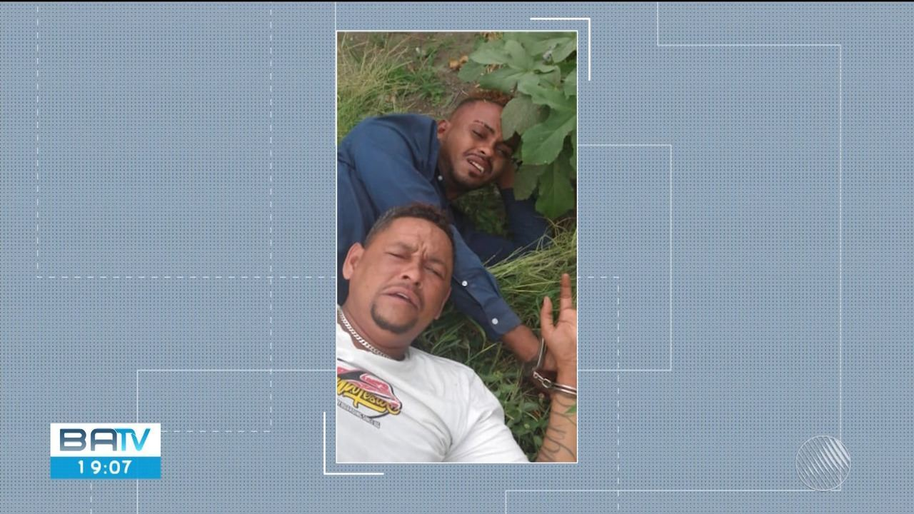 Resultado de imagem para Três são presos e adolescente é apreendida suspeitos de praticar roubos no sul da Bahia