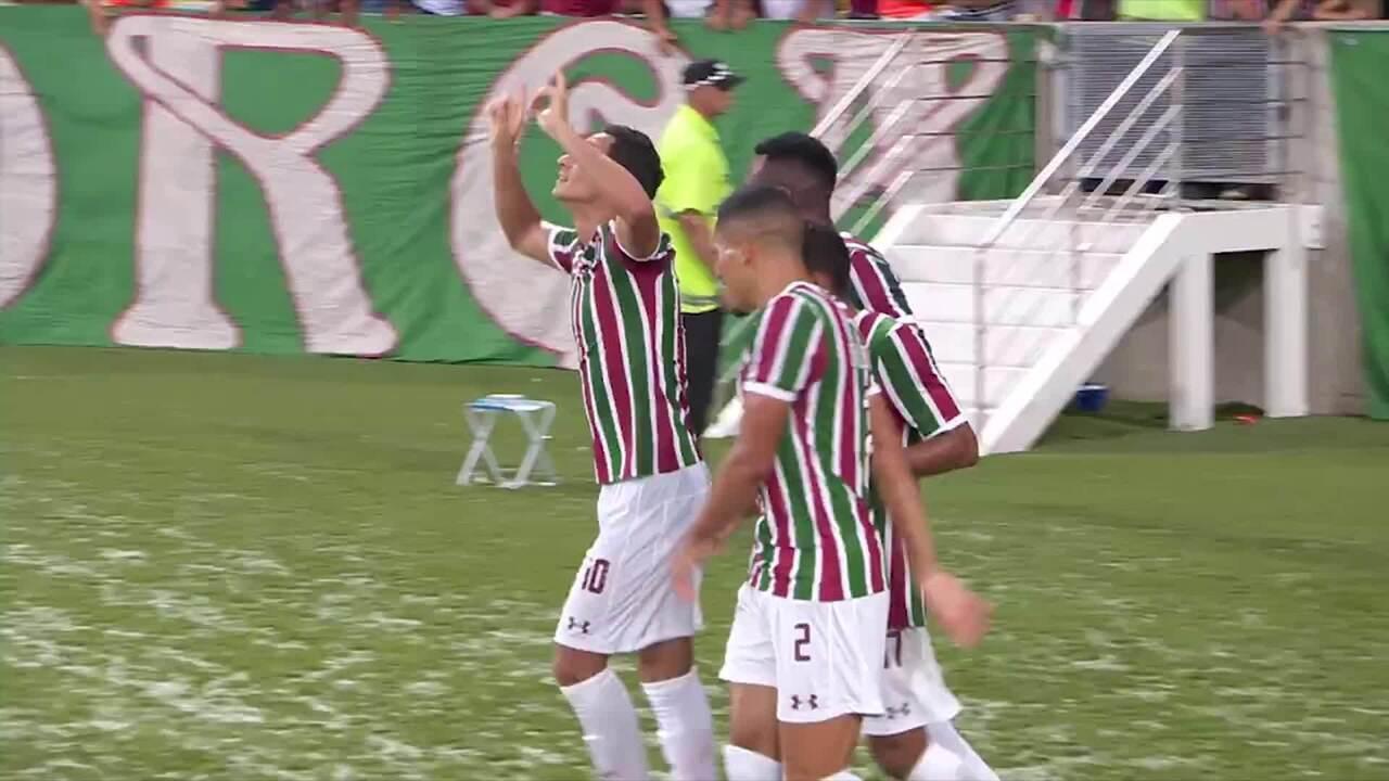 Confira cinco gols do Ganso pelo Fluminense