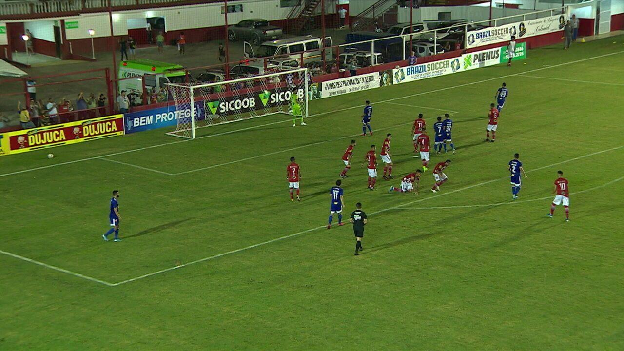 Melhores momentos de Tombense 2 x 0 Cruzeiro pela 2ª rodada do Campeonato Mineiro
