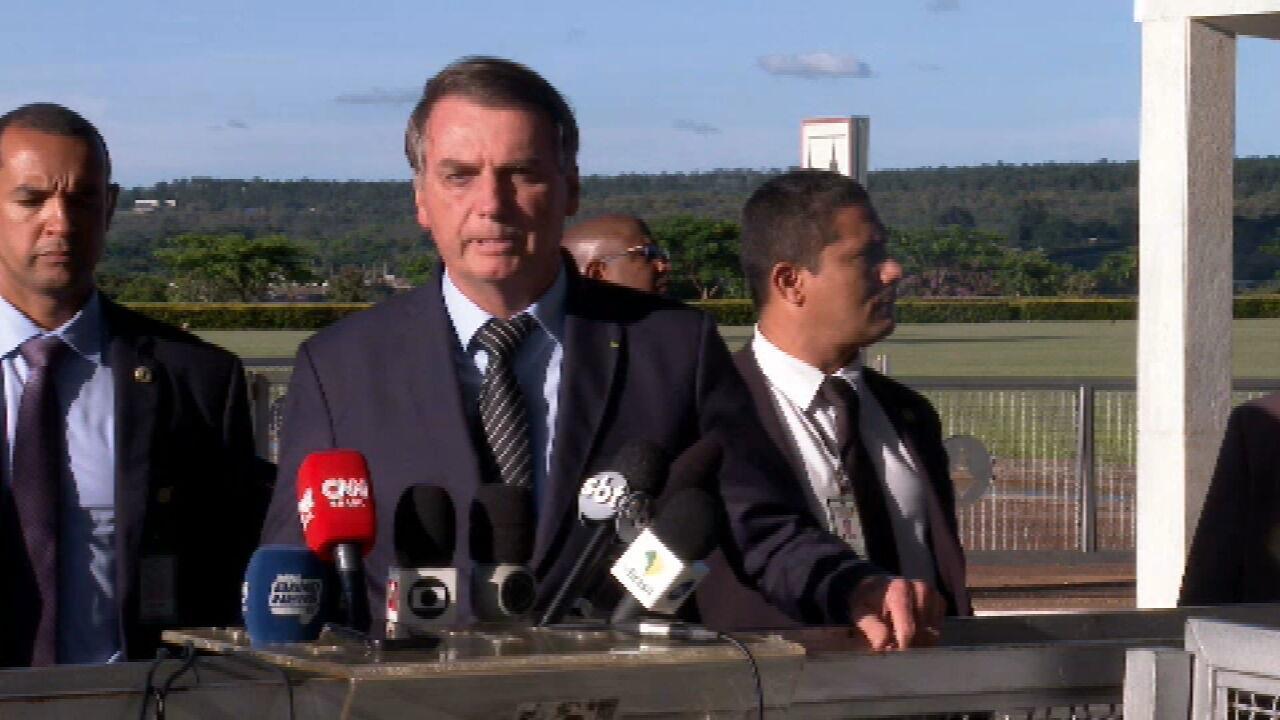 Bolsonaro autoriza envio das Forças Armadas ao Ceará; entenda o caso