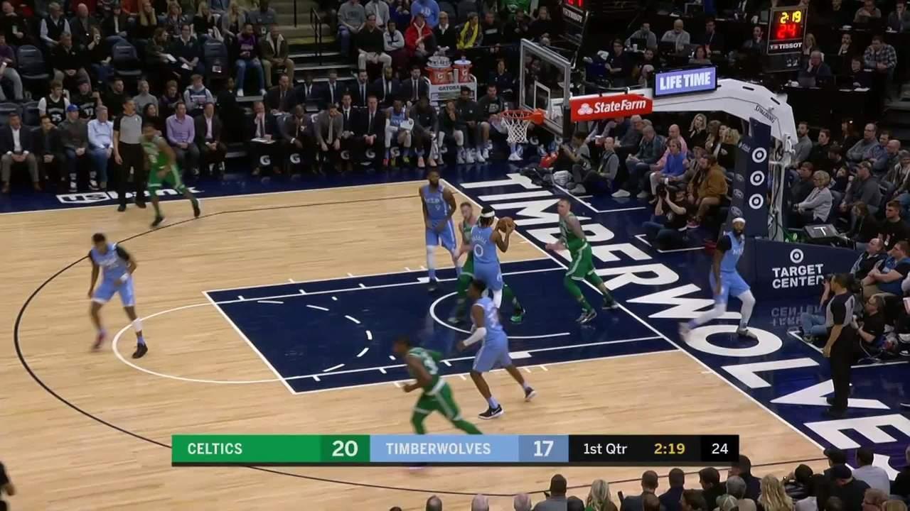 Veja o top 10 de jogadas da noite de sexta-feira pela NBA