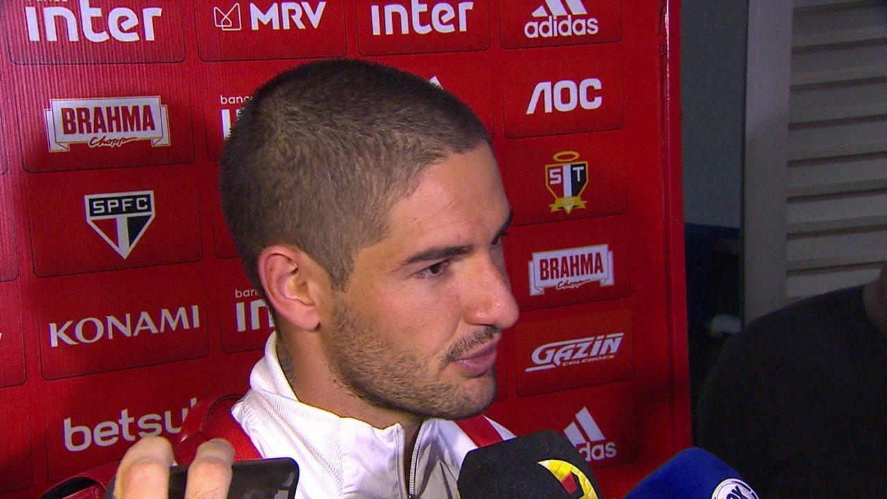 Alexandre Pato deseja boa sorte e dá dicas para Antony na Europa