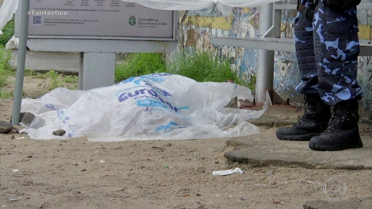 Em seis dias de motim da PM, Ceará registra 122 assassinatos