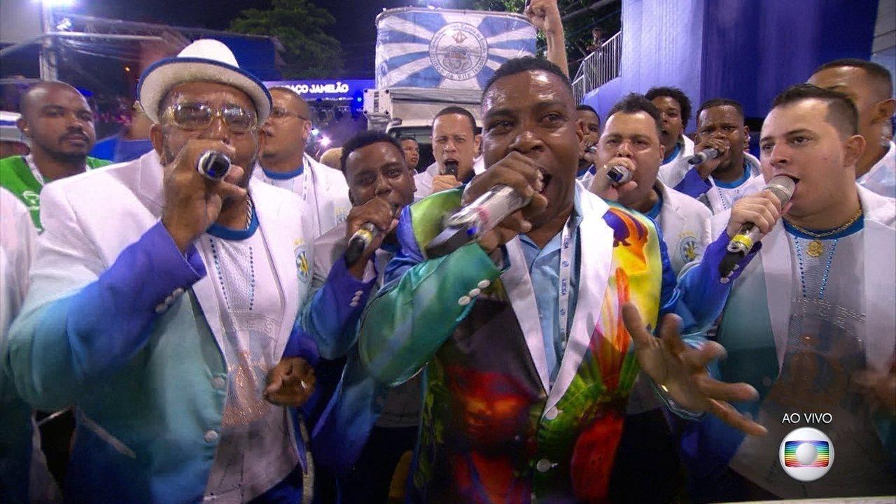 Ouça o samba-enredo da Vila Isabel para o Carnaval 2020