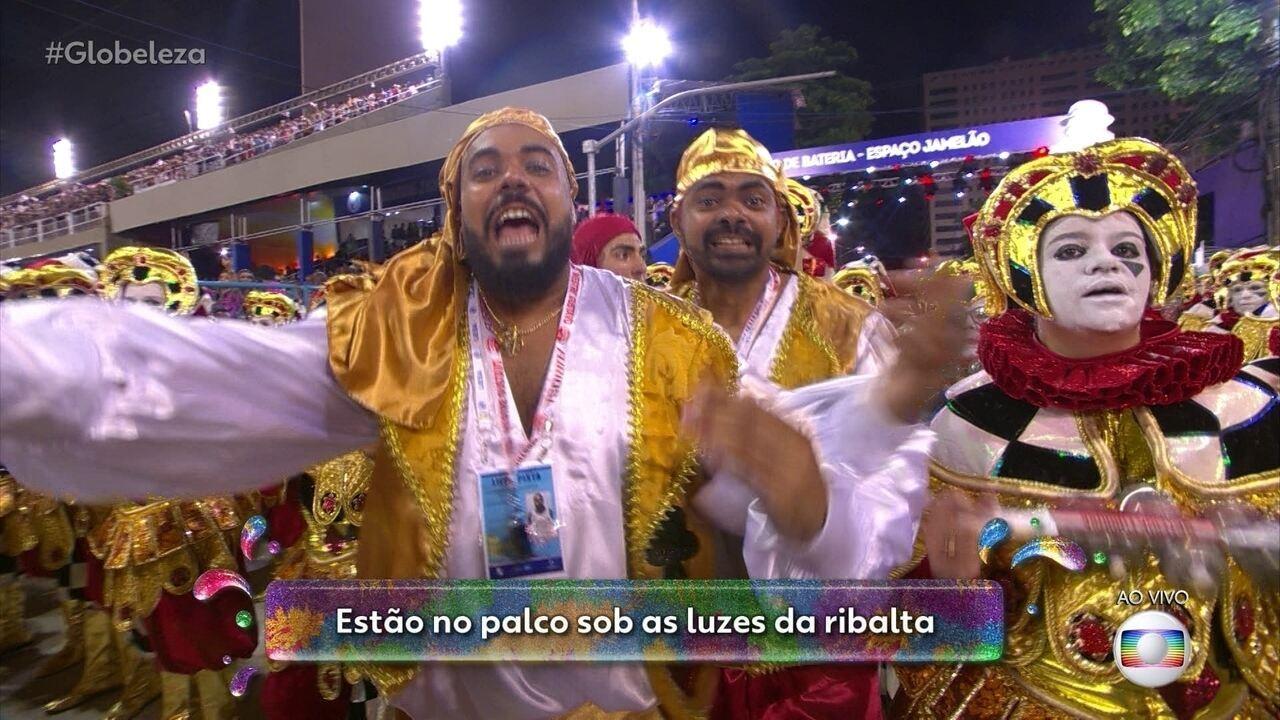 Veja a letra completa do samba-enredo do Salgueira